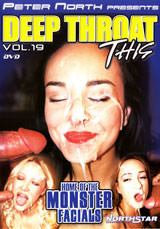 Deep Throat This #19 DVD Cover