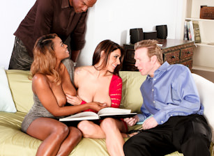 Interracial Swingers #04, Scene #02
