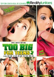Too Big For Teens #02 DVD Cover