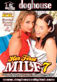 Her First MILF #07 DVD Cover
