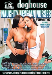 Naughty Lesbian Nurses Volume Two DVD Cover