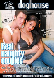 Real Naughty Couples DVD Cover