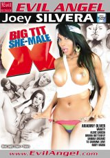 Big Tit She-Male X Dvd Cover