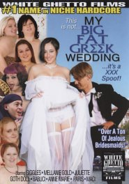 This Is Not My Big Fat Greek Wedding - It's A XXX Spoof DVD Cover