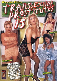 Transsexual Prostitutes #15 DVD Cover