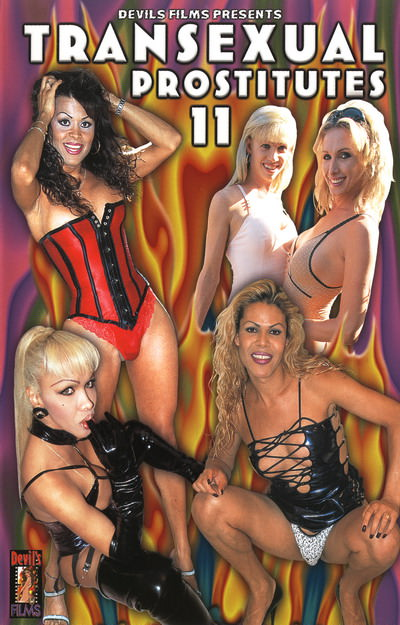 Transsexual Prostitutes #11 Dvd Cover