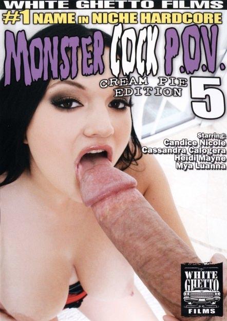 monster cock dvd