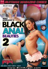 Black Anal Beauties #02
