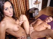 Trannies : all Time biggest Transsexual Cocks #05 - Elizabeth C!