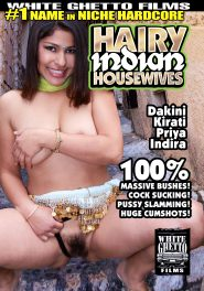Hairy Indian Housewives DVD Cover