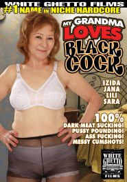 Grandma Loves Black Cock