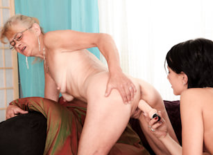 My Grandmas A Lesbian #02, Scene #03