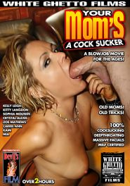 Your Moms A Cock Sucker DVD Cover