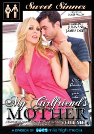 My Girlfriend's Mother #04 DVD Cover