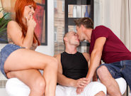 Bi-Curious Couples #05, Scene #04