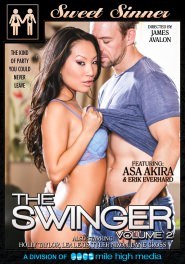 The Swinger #02 DVD Cover