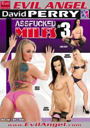 Assfucked Milfs #03 DVD Cover