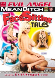 Facesitting Tales DVD Cover