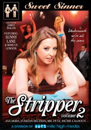 The Stripper #02 DVD Cover