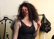 Walking Dead BTS – Joanna Angel & Tommy Pistol & Skin Diamond & Arabelle Raphael & Kleio Valentien & Jessie Lee