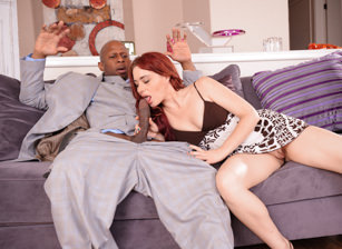My New Black Stepdaddy #15 , Scene 1