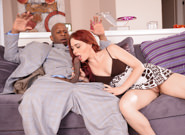 Pussy Squirt : My New Black Stepdaddy #15 - Prince Yahshua & Jessica Ryan!