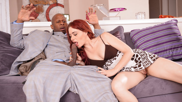 My New Black Stepdaddy #15 , Scene #01