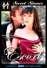 The Escort DVD Cover