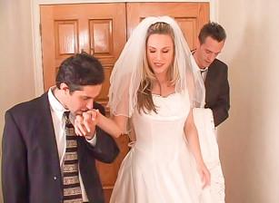 Cuckolded On My Wedding Day #04, Scena 3