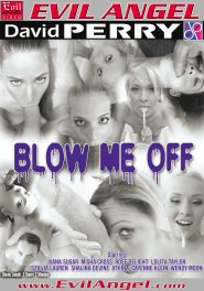 Blow Me Off DVD Cover