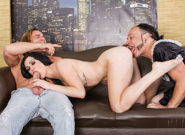 Hardcore Fucking : Mean Cuckold #03 - Evan Stone & Kendall Karson & Dominik Kross!