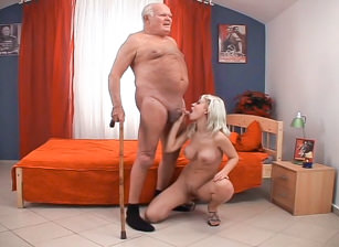 This Isn't Bad Grandpa It's A XXX Spoof!, Scene #04