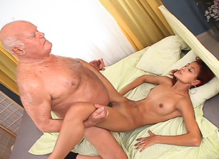 This Isn't Bad Grandpa It's A XXX Spoof!, Scene #05