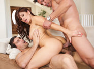 Reality Kings : double-penetration My wife With Me #03 - Lea Lexis & Marco Banderas & Ramon Nomar!