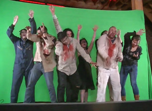Walking Dead BTS 2