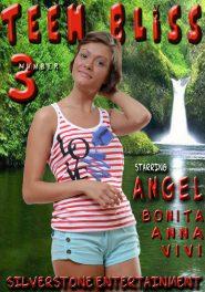 TEEN BLISS #03 DVD Cover