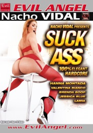 Suck Ass DVD Cover