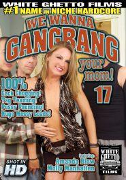We Wanna Gang Bang Your Mom #17 DVD Cover