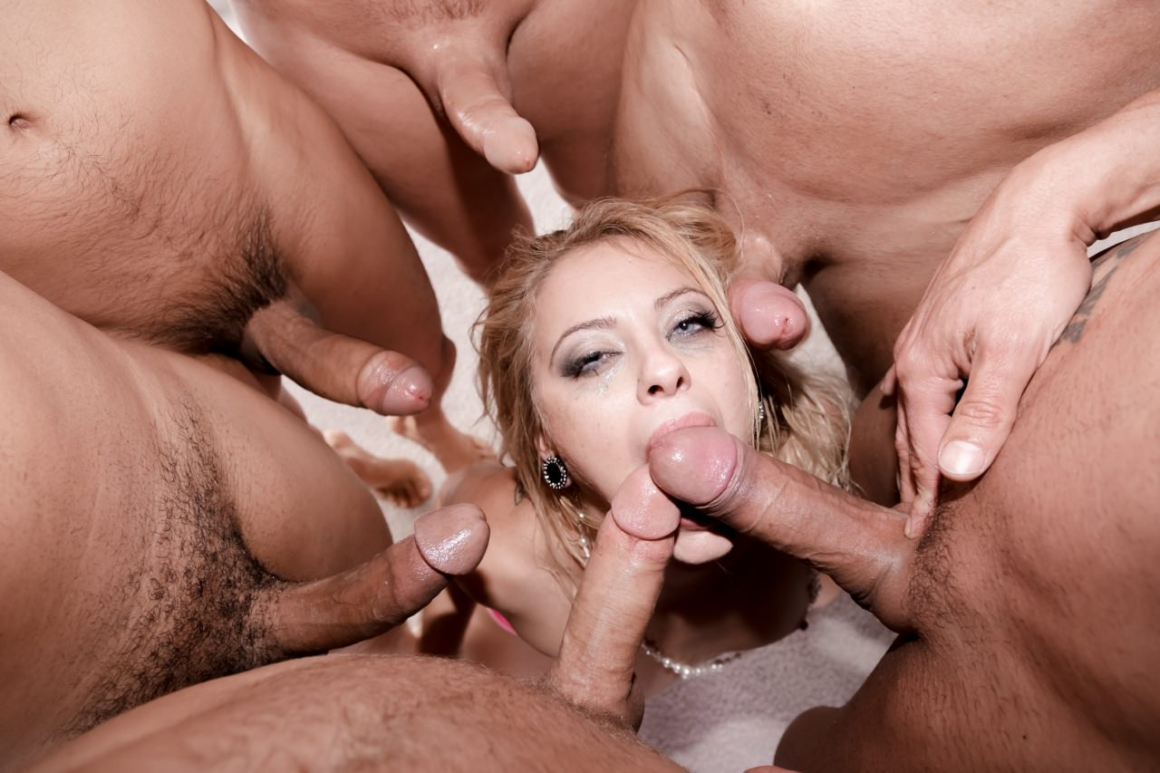 Chelsie rae swallow 6 creamy loads 6
