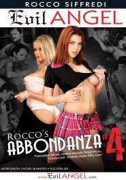 Rocco's Abbondanza #04 DVD