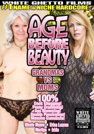 Age Before Beauty - Grandmas Vs Moms DVD