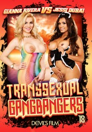 Transsexual Gang Bangers #18 DVD