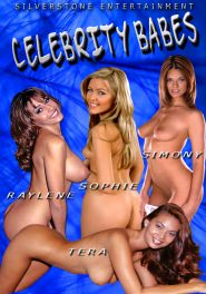 CELEBRITY BABES DVD Cover