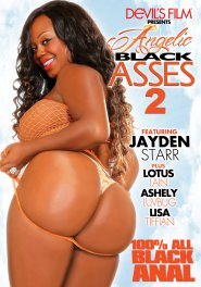 Angelic Black Asses #02