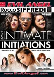 Rocco's Intimate Initiations DVD