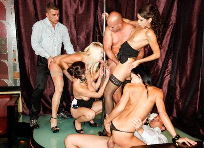 5 Incredible Orgies, Scene #02