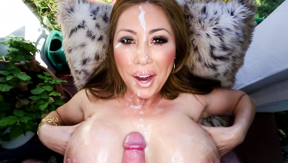 Milf facial tube