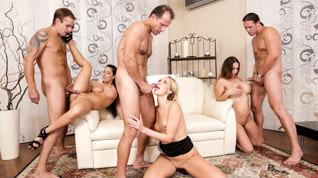 Swingers Orgies #09, Scene #02