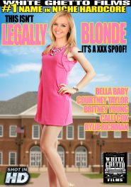 This Isn't Legally Blonde It's A XXX Spoof!