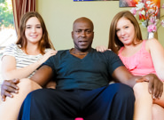 Download BTS-Lex Is Up Her Ass - Lexington Steele & Maddy O'Reilly & Jodi Taylor